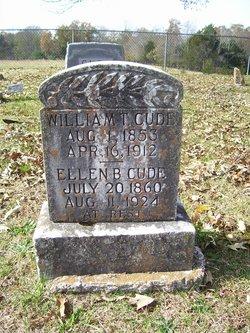 Ellen B. <I>Wilkins</I> Cude