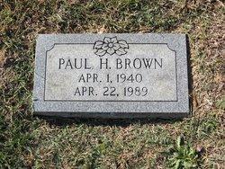 Paul H. Brown