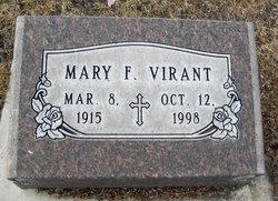 Mary F Virant