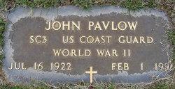 John Pavlow