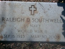 Raleigh Duane Southwell