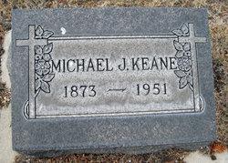 Michael J Keane
