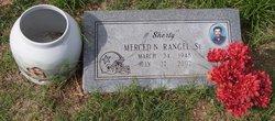 "Merced N. ""Shorty"" Rangel, Sr"