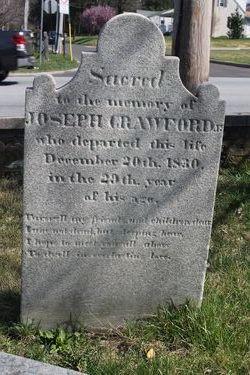 Joseph Crawford, Jr