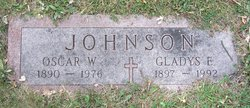 Gladys E Johnson