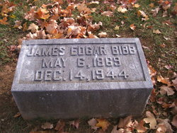 James Edgar Bibb