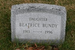 Beatrice Bundy