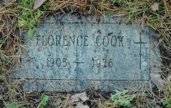 Florence Cook