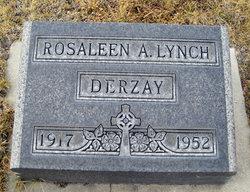 Rosaleen A <I>Lynch</I> Derzay
