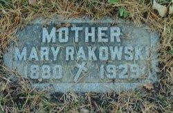 Mary Rakowski