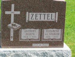 Elizabeth <I>Stadler</I> Zettel