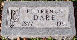 Florence Cora <I>Campbell</I> Dare