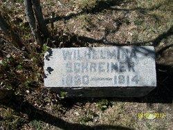 Wilhelmina Schreiner