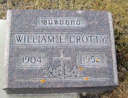 William E Crotty