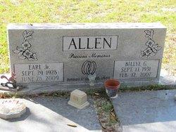 Billye G Allen