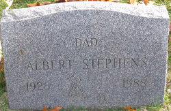 Albert Stephens