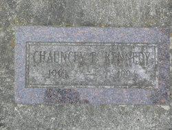 Chauncey E Kennedy