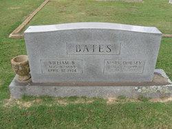 Mary Estell <I>Dorsey</I> Bates