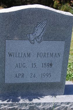 William Foreman