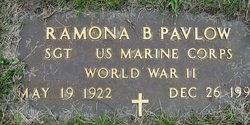 Ramona B Pavlow