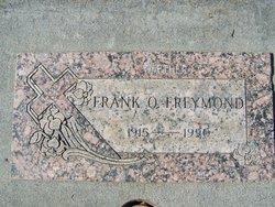 Frank O Freymond