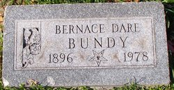Bernace <I>Dare</I> Bundy