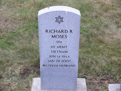 Richard R Moses