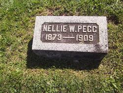 Nellie W. Pegg