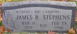 """James R """"Ray"""" Stephens"""