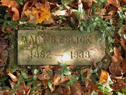 Mary Belle <I>Eastland</I> Eslick