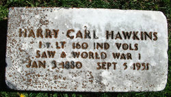 Harry Carl Hawkins