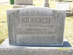 William J Kranich