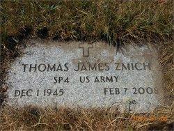 Thomas James Zmich