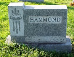 Frances Rosetta <I>Johnson</I> Hammond