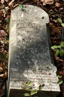Margaret A McKinnon