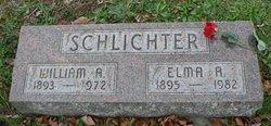 William A Schlichter
