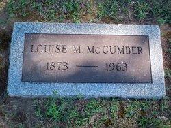 Louise M. McCumber