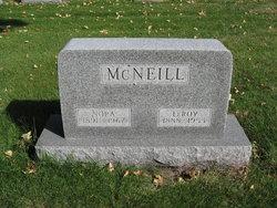 Nora <I>Malhoit</I> McNeill