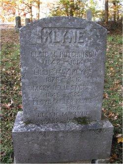 Bessie M Klyne