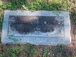 William G. McCumber