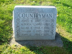 James M Countryman