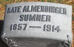 Kate <I>Almendinger</I> Sumner