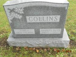 Frances <I>Dunn</I> Collins
