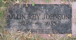 Rollin Ray Johnson