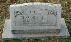 Clarence Miles