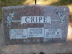 Ethel Cripe