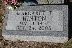 Margaret Alice <I>Thatch</I> Hinton