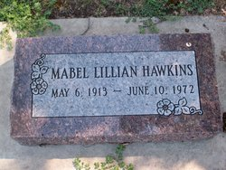 Mabel Lillian Hawkins