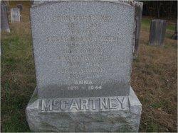 Susan B <I>Howell</I> McCartney
