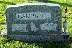 Sarah Estelle <I>Otzelberger</I> Campbell